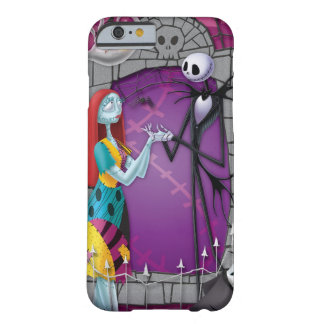 Jack and Sally Holding Hands Barely There iPhone 6 Case