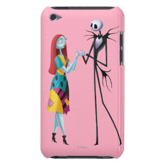 Jack and Sally Holding Hands Barely There iPod Cases