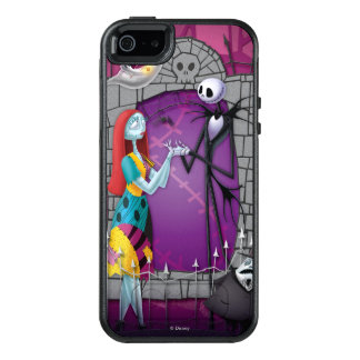Jack and Sally Holding Hands OtterBox iPhone 5/5s/SE Case