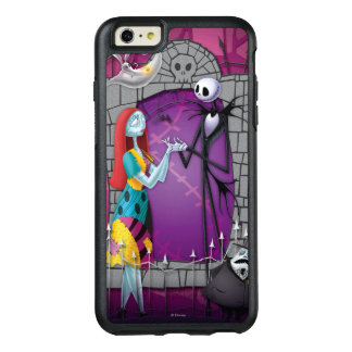 Jack and Sally Holding Hands OtterBox iPhone 6/6s Plus Case