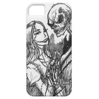 Jack and Sally iPhone SE/5/5s Case