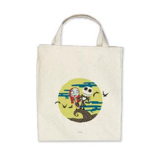 Jack and Sally Moon Bag