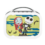Jack and Sally Moon Lunchboxes