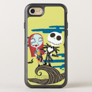 Jack and Sally Moon OtterBox Symmetry iPhone 7 Case