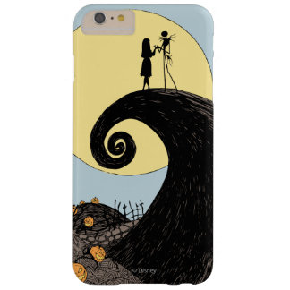 Jack and Sally | Moon Silhouette Barely There iPhone 6 Plus Case