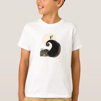 Jack and Sally | Moon Silhouette T-Shirt