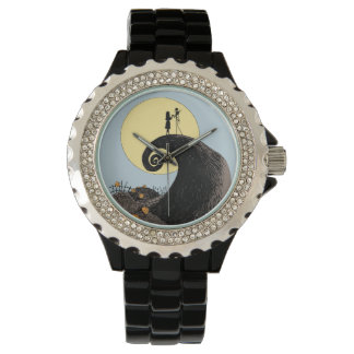 Jack and Sally | Moon Silhouette Watch