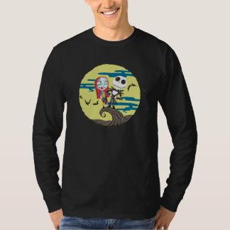 Jack and Sally Moon T Shirt