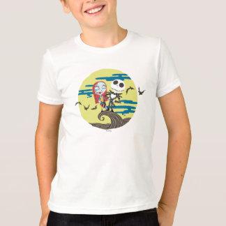 Jack and Sally Moon T-Shirt