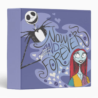 Jack and Sally - Now and Forever Binder