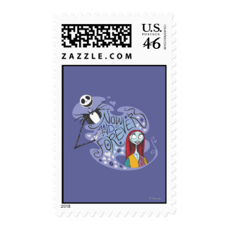 Jack and Sally - Now and Forever Stamps