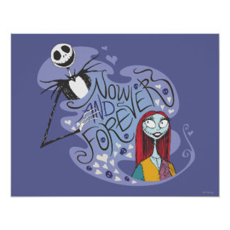 Jack and Sally - Now and Forever Poster