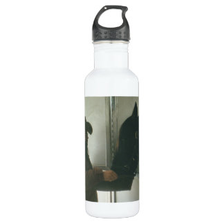 Jack and Spiffy Water Bottle