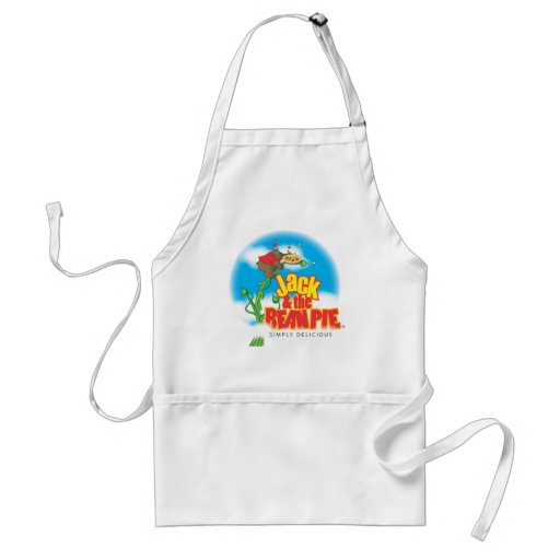 JACK AND THE BEAN PIE FINAL LOGO ADULT APRON