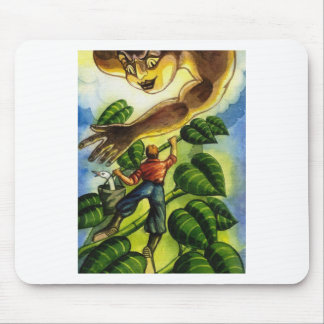 Jack And The Beanstalk Mouse Pad