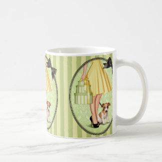 Jack and the boxes coffee mug