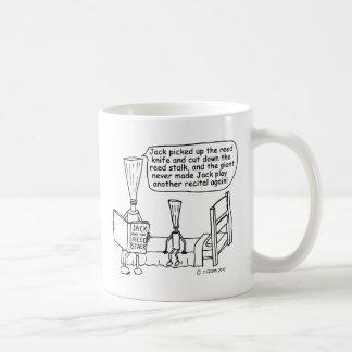 Jack and the Reed Stalk Coffee Mug
