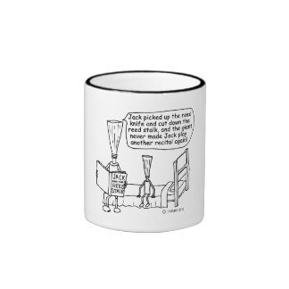 Jack and the Reed Stalk Ringer Mug