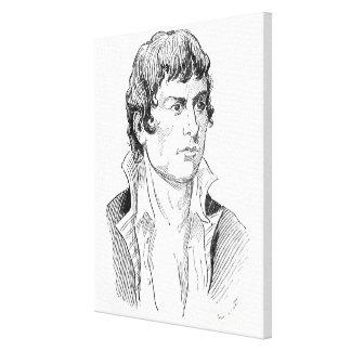 Jack Bartholomew Canvas Print