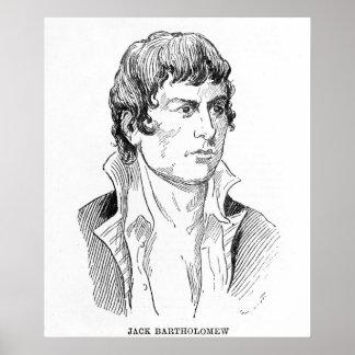 Jack Bartholomew Poster