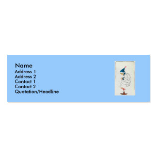 Jumping Jack Business Cards 71 Jumping Jack Business Card