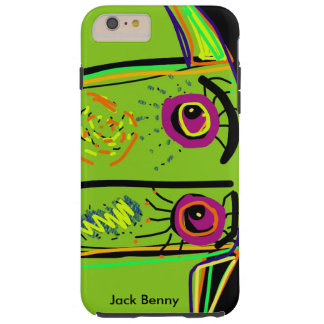 Jack Benny, The man who kept us in stitches Tough iPhone 6 Plus Case