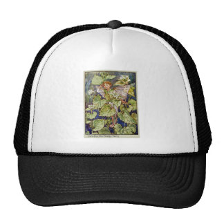 Jack-By-The-Hedge Fairy Trucker Hat