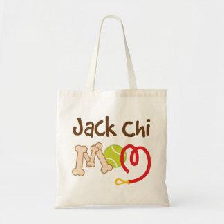 Jack Chi Dog Breed Mom Gift Tote Bag
