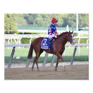 Jack Christopher Champagne Stakes Winner Photo Print