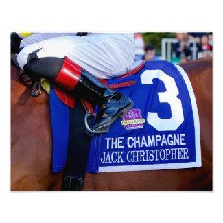 Jack Christopher Saddlecloth Photo Print