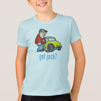 ¿Jack conseguido? La camiseta del niño