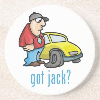 ¿Jack conseguido Práctico de costa Posavasos Manualidades
