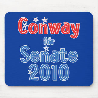 Jack Conway for Senate 2010 Star Design Mouse Pad