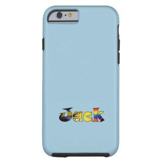 Jack Customized iPhone case