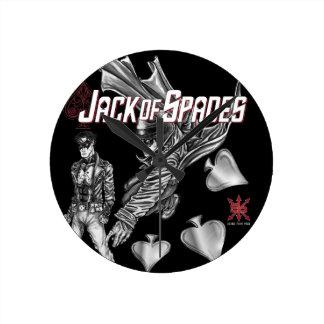 Jack del reloj de las espadas