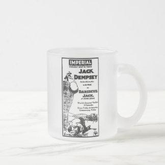 Jack Dempsey 1920 movie ad Mug