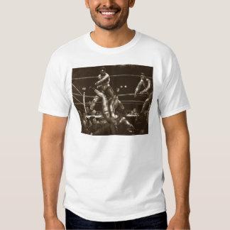 Jack Dempsey y Luis Firpo de George Bellows Remeras