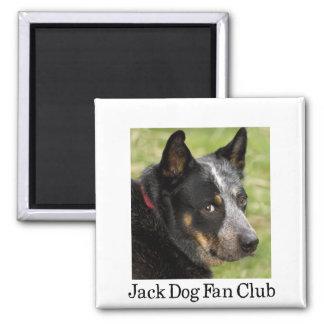 Jack Dog Fan Club Magnet