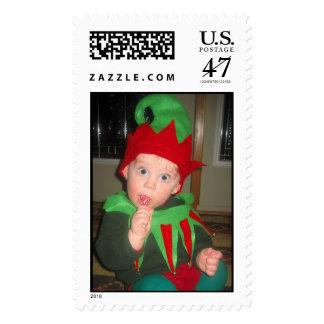 Jack Elf Postage