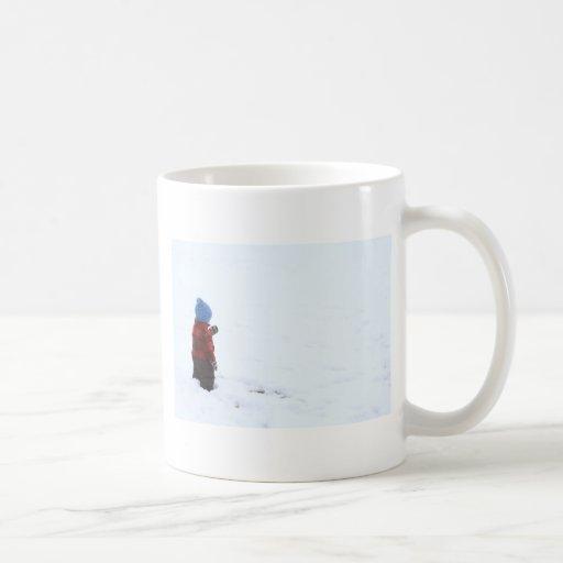 Jack en nieve taza