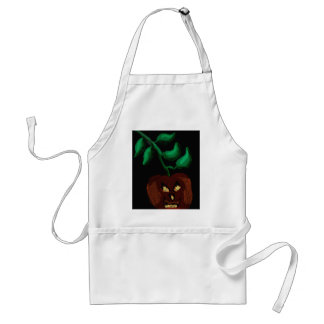 """Jack """"from hell"""" Olantern Adult Apron"""