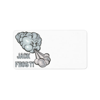Jack Frost 2 Label