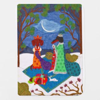 Jack Frost Baby Blanket