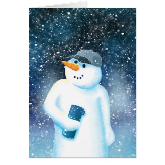 Jack Frost Card