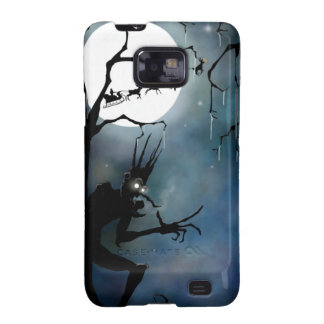 Jack Frost Galaxy S2 Carcasa