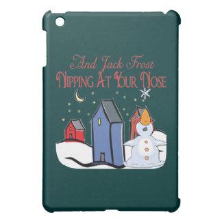 Jack frost iPad mini cases
