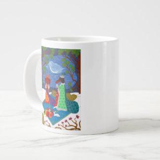 Jack Frost Large Coffee Mug