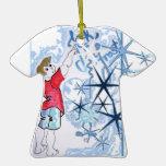 Jack+Frost+Navidad+Ornamento Ornamentos Para Reyes Magos