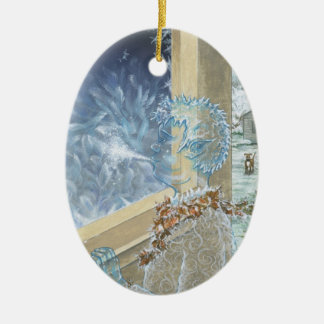 Jack Frost Ornament
