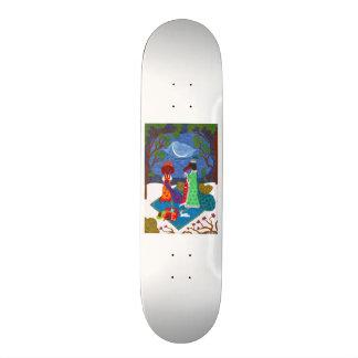 Jack Frost Skateboard Deck